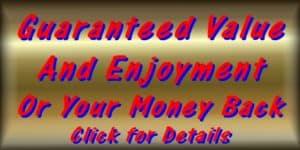 Money Back Guarantee value